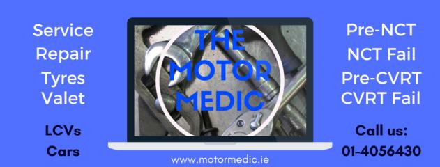 www.motormedic.ie